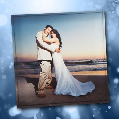 Sublicrylic™ Acrylic Blanks for Wedding Photography